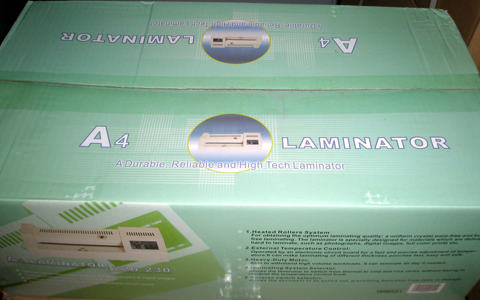 Laminating Machines